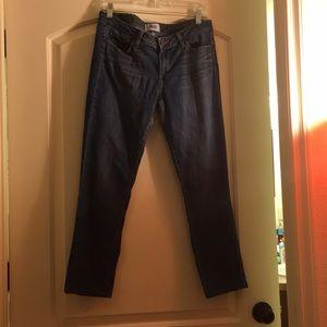 Paige Skinny Boyfriend Jeans Petite